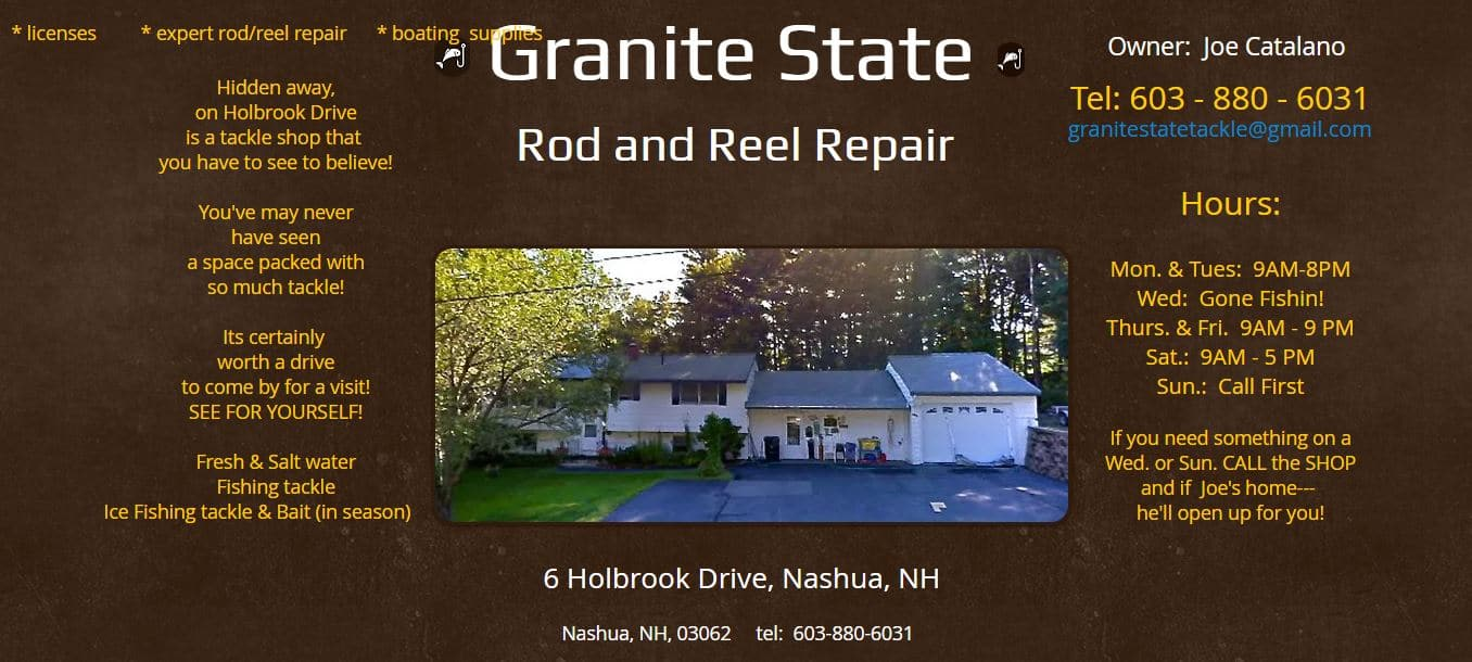 Granite State Rod and Reel - Lone Pine Hunter's Club, Inc ... on fun house plans, windows house plans, green living house plans, house house plans, build it yourself house plans, nature house plans, art house plans, water house plans, energy house plans, easy diy house plans, construction house plans, love house plans, halloween house plans, tutorial house plans, woodworking house plans, commercial house plans, entertainment house plans, tree house home floor plans, style house plans, do your own house plans,